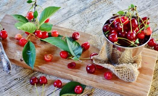 Visciole, Ciliegie, Frutta, Rosso, Alberi Da Frutto