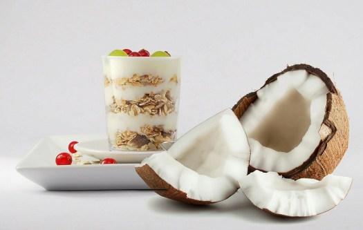 Noce Di Cocco, Prima Colazione, Cibo, Corn Flakes