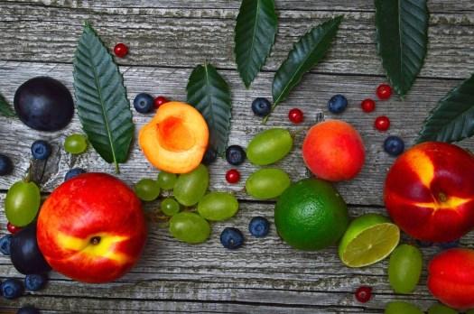 Frutta, Melone, Peach, Uva, Albicocche, Sano, Cibo