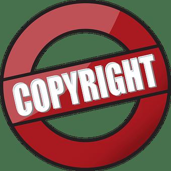 90 free copyright symbol