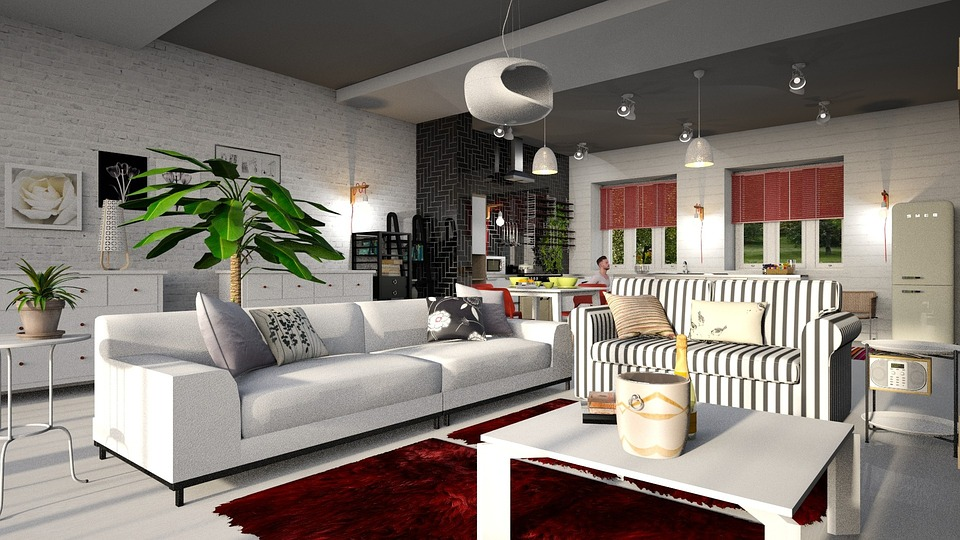 White Design Inspiration - Living Room Design Ideas