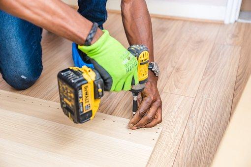 Handyman, Furniture Assembly, Drill