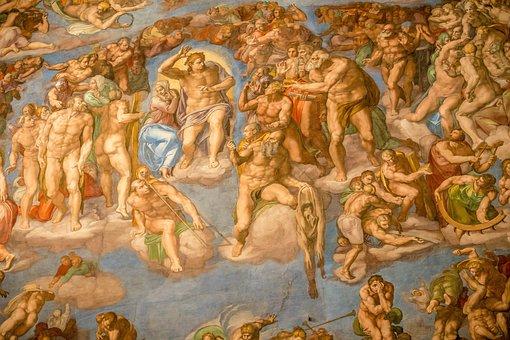 Vatican, Sistine Chapel, Michelangelo, vatican conspiracy
