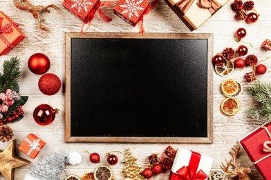 Gift, Box, Christmas, Present