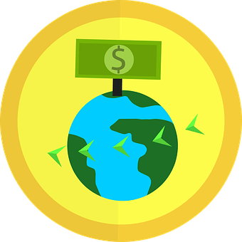 お金, 送金, 世界, 地球, 法案, ビジネス, 現金, 通貨, ドル