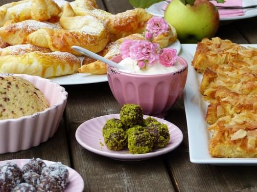 Torta, Buffet, Cookie, Crema, Caffè, Kaffeeklatsch