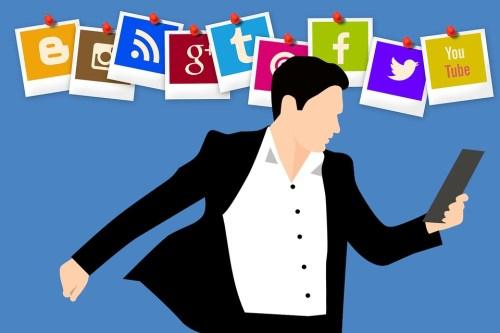 sosial dan web