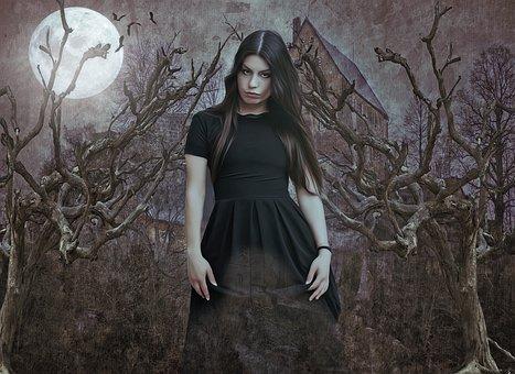 Vampire, Vamp, Gothic, Goth, Dark