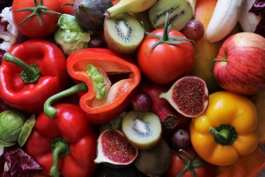Vitamina C, Paprika, Montare, Rosso, Cibo