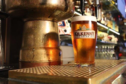 Beer, Irish, Pub, Drink, Bar, Pint, Ale