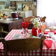 Kitchen Table Round Epoxy Countertops 早餐表厨房的桌子 Pixabay上的免费照片 早餐 表 厨房的桌子 厨房里的场景 上午 红色