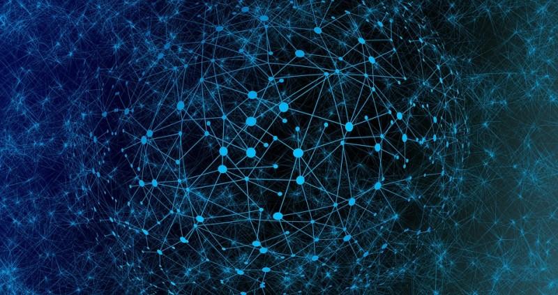 システム, ウェブ, ネットワーク, 接続, 互いに, 一緒に, ニューロン, 脳細胞, ポイント, ライン