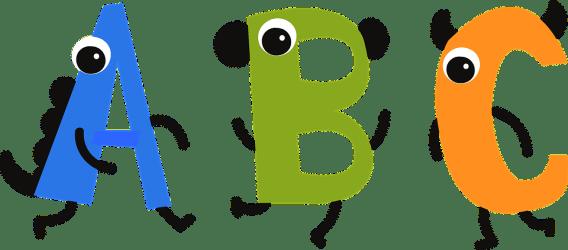 Alphabet School Cartoon Free image on Pixabay