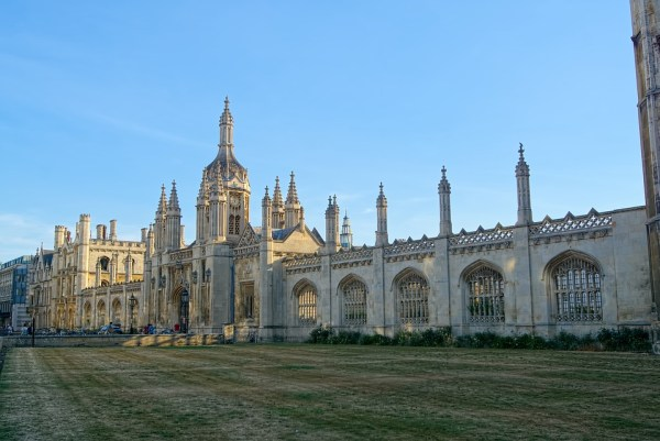 ইউনিভার্সিটি অফ কেমব্রিজ (Cambridge)