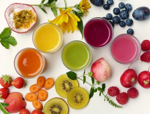 Frullati, Frutta, Verdure, Fresco, Detox, Salute, Bio