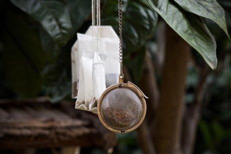 Tea Bags, Herbal Tea, Chamomile, Infused