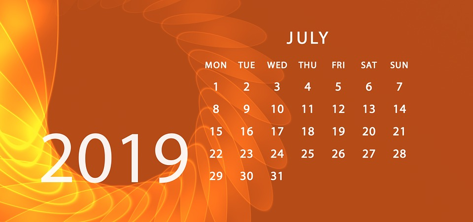 Agenda Calendar 2019 Schedule  Free image on Pixabay