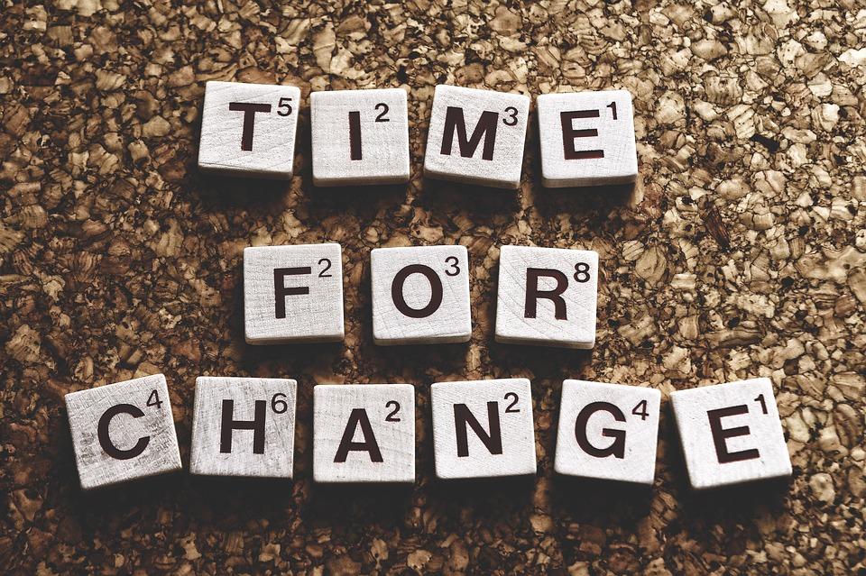 Tiempo Para Un Cambio, Nuevas Formas, Cartas, Palabras
