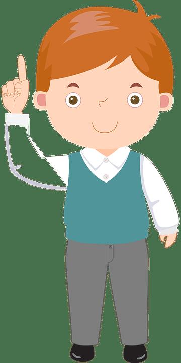 Orang Vector Png : orang, vector, Child, School, Vector, Graphic, Pixabay