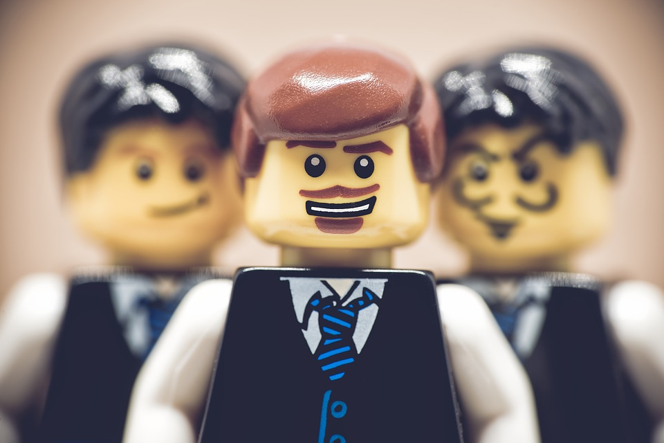 Business, Businessman, Colleagues, Employment