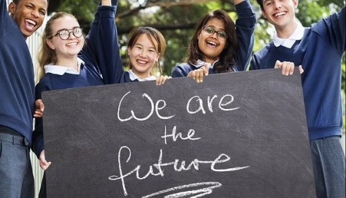 School, To Learn, Students, Future