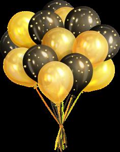 Ballonnen, Confetti, Viering, Verjaardag, Plezier