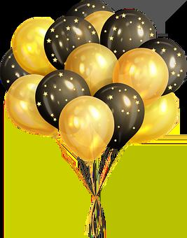 free confetti & party illustrations