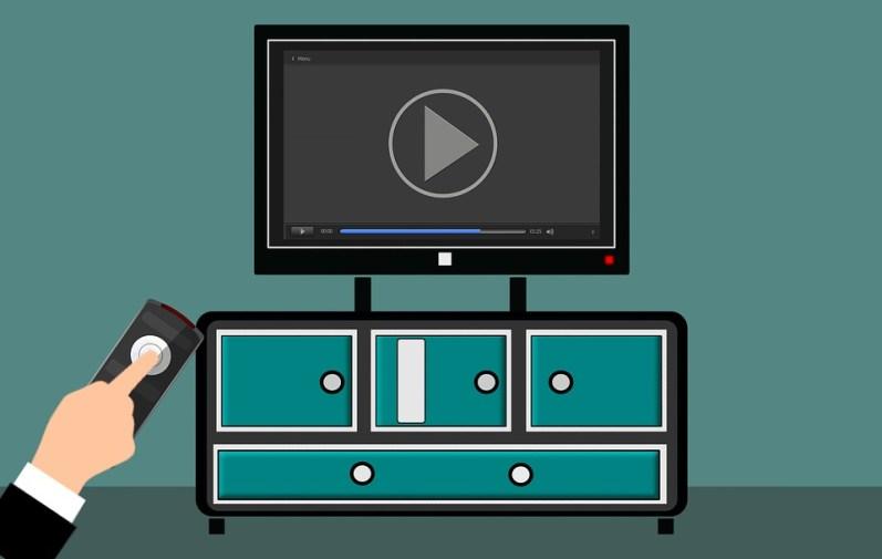 Televisione, A Distanza, Vivere, Torrente, Mano, Tv