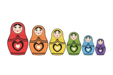 Matryoshka, Wrist, Russia, Toy, Crafts