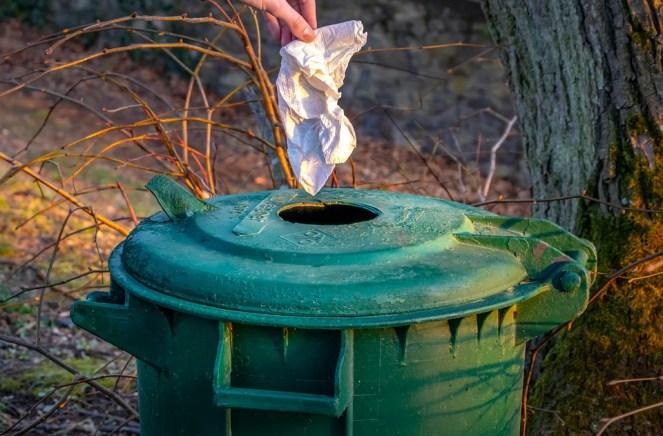 Lixo, Lata De Lixo, Desperdício, Eliminação, Plastic