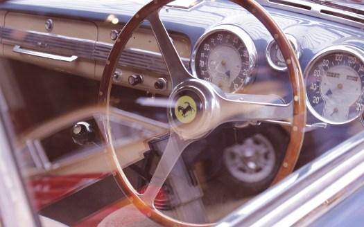 Oldtimer, Ferrari, Automatico, Retrò