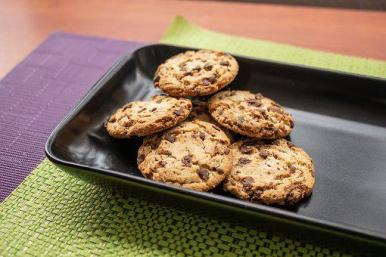 Falletas, Chocolate Chips, Tray, Sweet