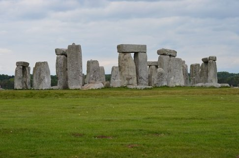 Day Out, Stonehenge, Memorial, Uk