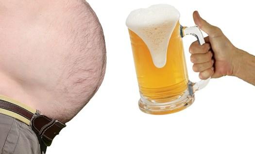 Obesità, Salute, Alcool, Birra, Nutrizione, Sandwich
