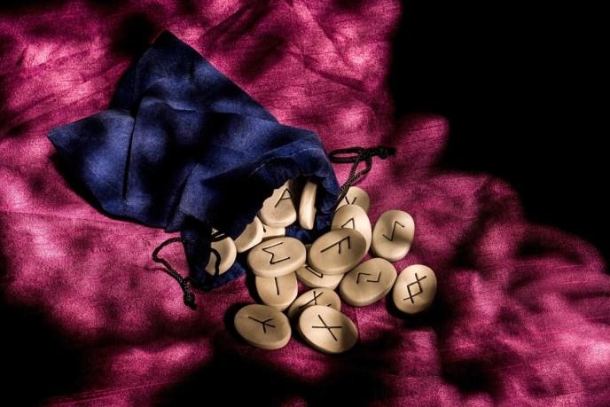 Runes, Divination, Rune, Magic, Magical, Symbol, Stones