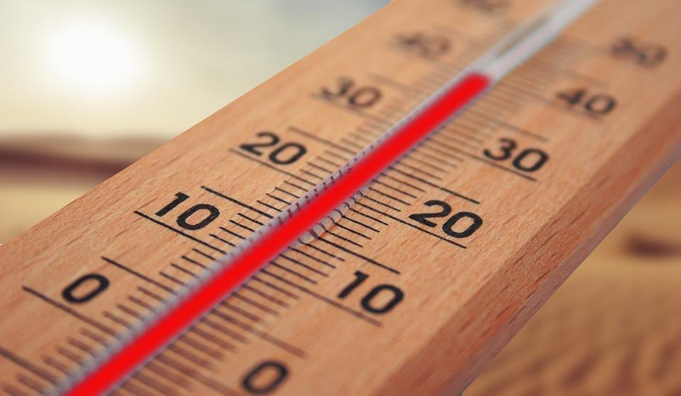 温度計, 夏, ・ ヘイス ・ ジェンキンス, 熱, 太陽, 温度, エネルギー, 空, 天気, 気候