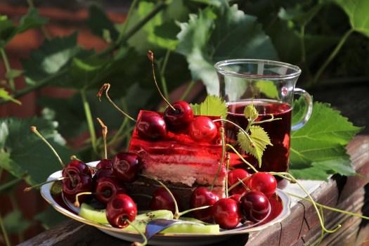 Bollente, Frutta, Hot, Soleggiato, La Bevanda, Dessert