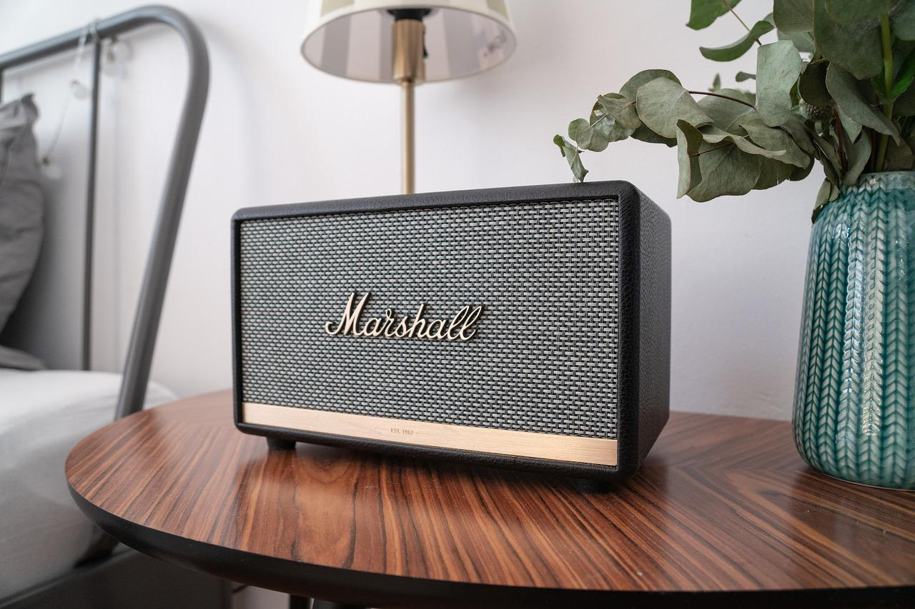 Bluetooth Speakers Bedroom Free Photo On Pixabay