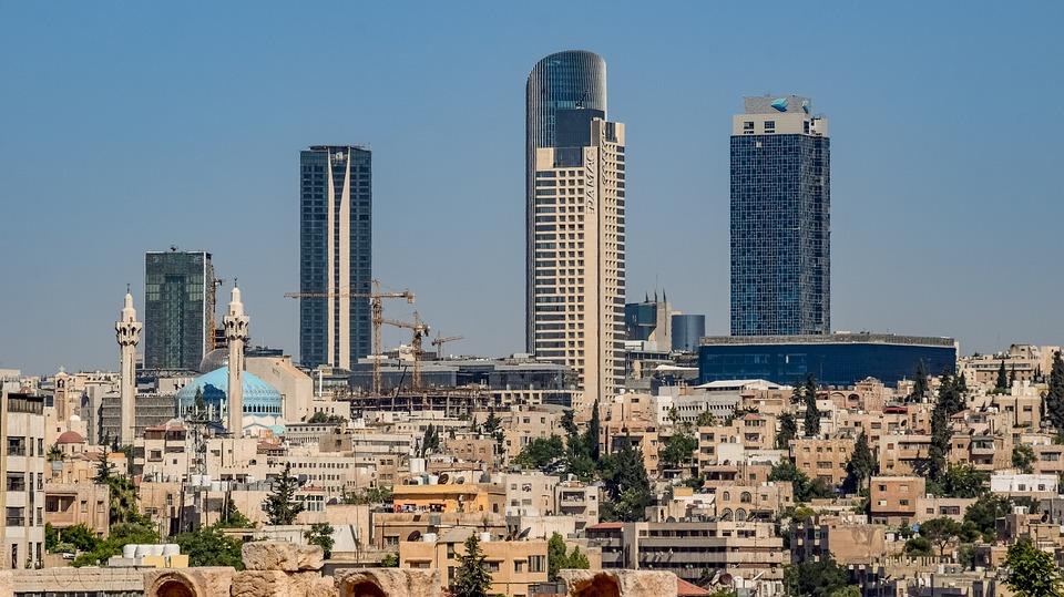 Amman Jordan City New - Free photo on Pixabay