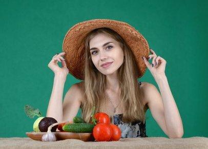 Dieta, Alimentazione Sana, Verdure