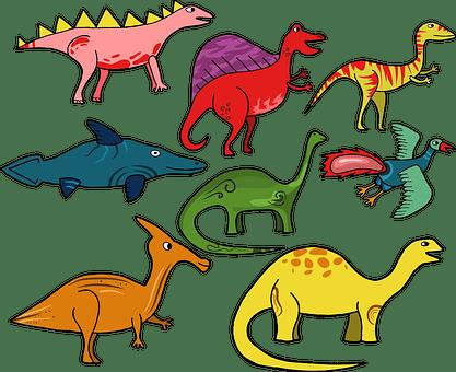 Dinosaur, History, Prehistoric, Extinct
