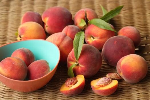 Pesche, Frutta, Vitamine, Fresco, Mangiare, Sweet