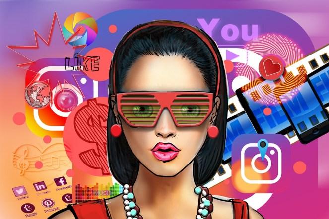 Influenciador, Mídia Social, Mulher, Pessoa, Face