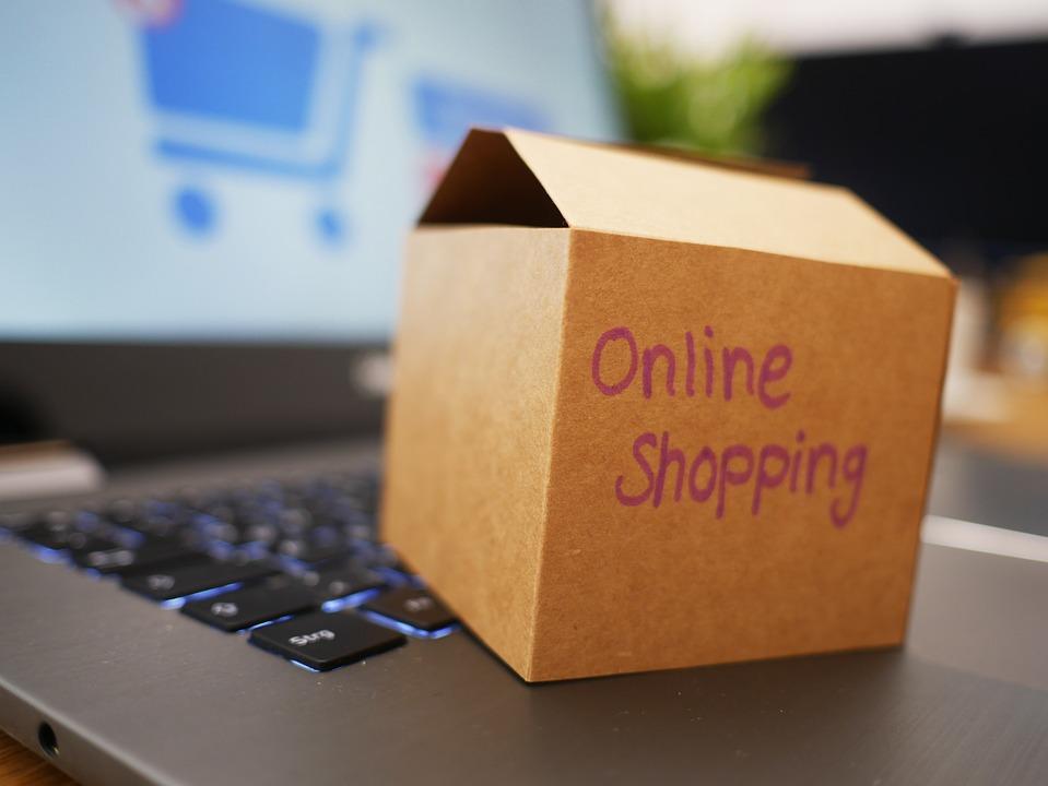 Online Shopping, Amazon, Shop, Shopping, E Commerce