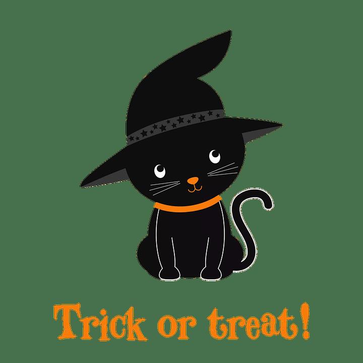 Halloween black and white free black cat clipart halloween clip art images halloween clipart black and white filsize: Cat Halloween Black Free Image On Pixabay
