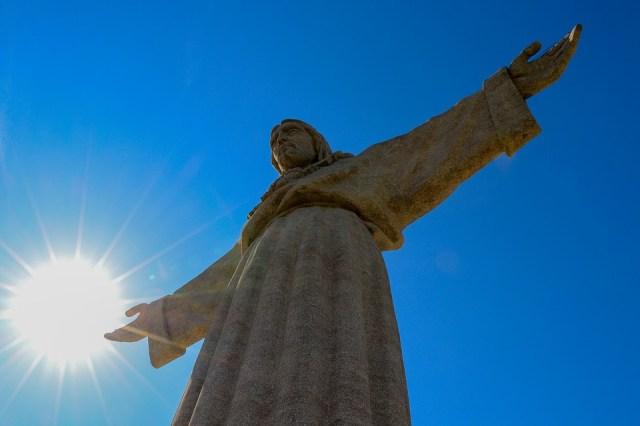 Lisboa, Cristo, Monumento, Marco, Portugal, Estátua