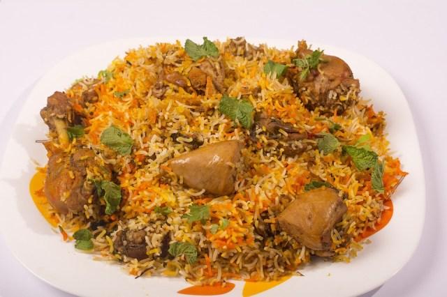 Rice, Chicken, Food, Dinner, Restaurant, Lunch, Meal