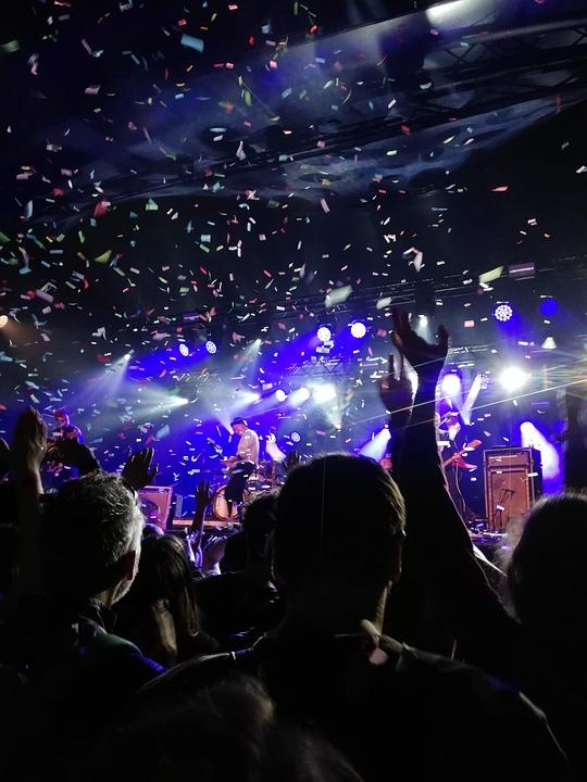 Musique Pour Faire La Fete : musique, faire, Concert, Faire, Fête, Musique, Photo, Gratuite, Pixabay