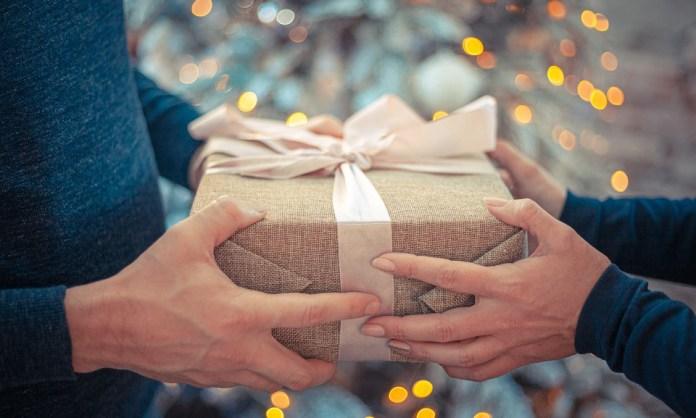 Cadou, Crăciun