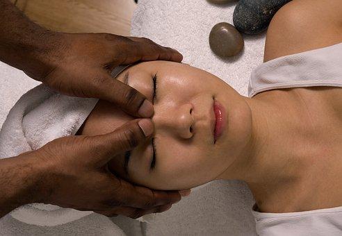 Spa, Woman, Wellness, Massage, Relax